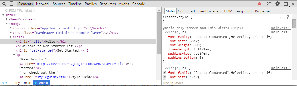 Debugging Javascript in Chrome – Andrew Hoffman – Software